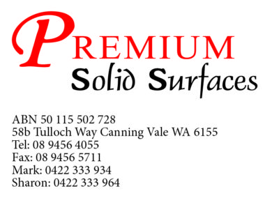 Premium Solid Surfaces